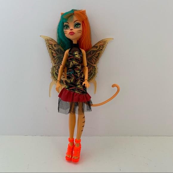 Monster High doll Toralei Garden Ghouls